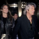 Cindy Crawford con Richard Gere