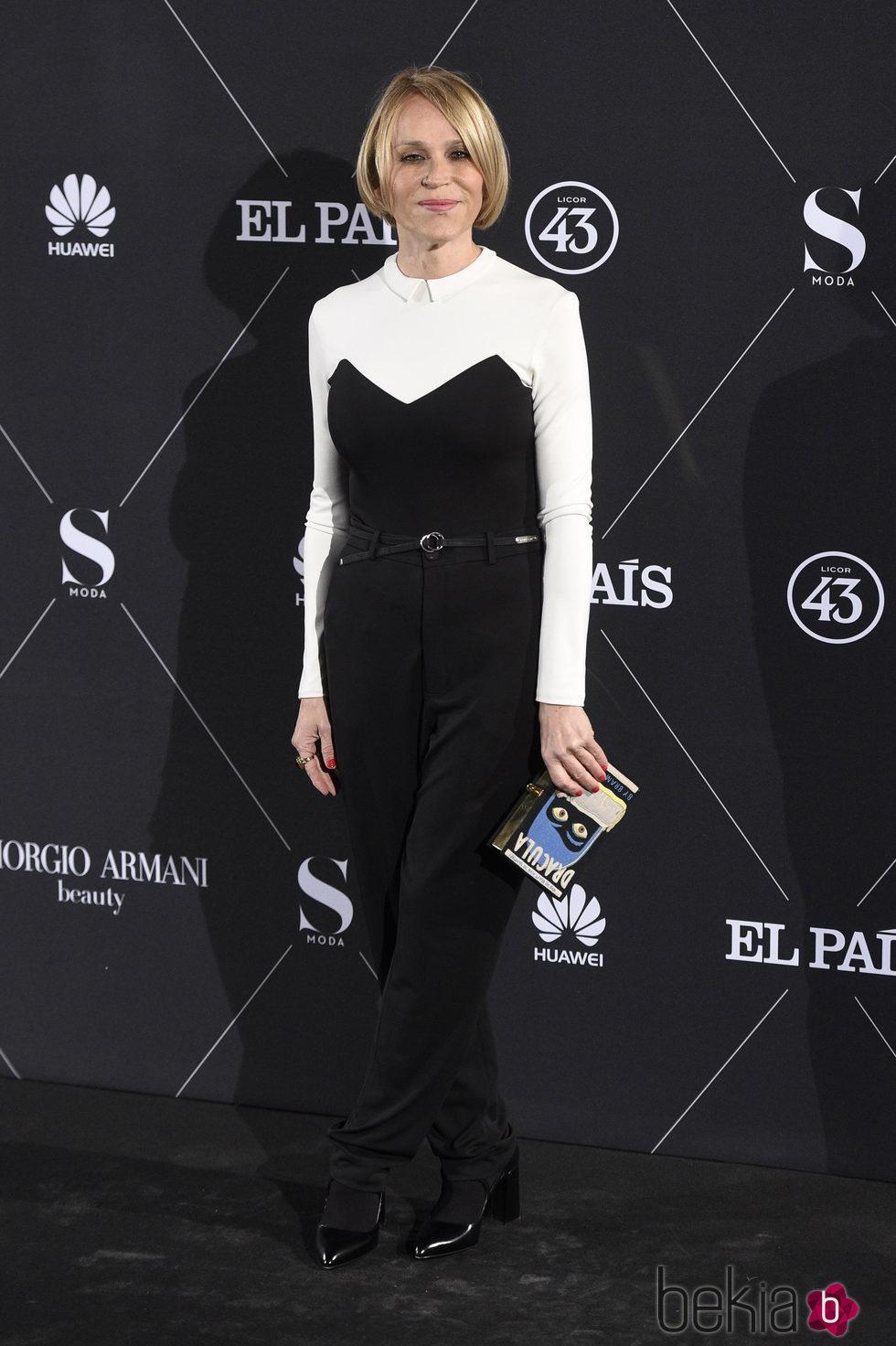Antonia San Juan en la fiesta de S Moda