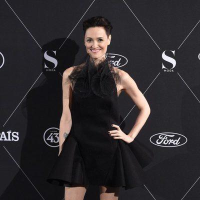 Laura Pamplona en la fiesta de S Moda