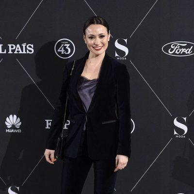 Natalia Verbeke en la fiesta de S Moda