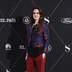 Pilar López de Ayala en la fiesta de S Moda