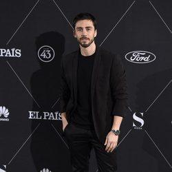 Rubén Sanz en la fiesta de S Moda