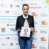 Paula Echevarría amadrina la presentación del libro 'Isabel, alas de mariposa'