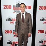 Jim Parsons en la fiesta de 'The Big Bang Theory' por sus 200 capítulos