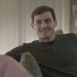 Iker Casillas en 'En la tuya o en la mía'