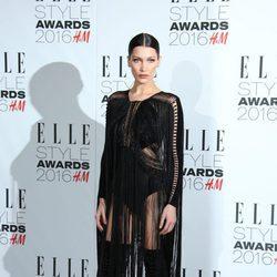 Bella Hadid en los Premios Elle Style 2016
