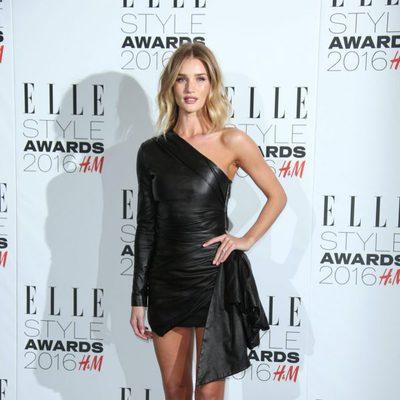 Rosie Huntington-Whiteley  en los Premios Elle Style 2016