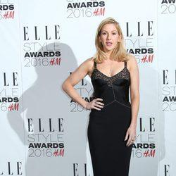 Ellie Goulding en los Premios Elle Style 2016