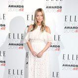 Laura Whitmore en los Premios Elle Style 2016