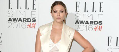 Elizabeth Olsen en los Premios Elle Style 2016