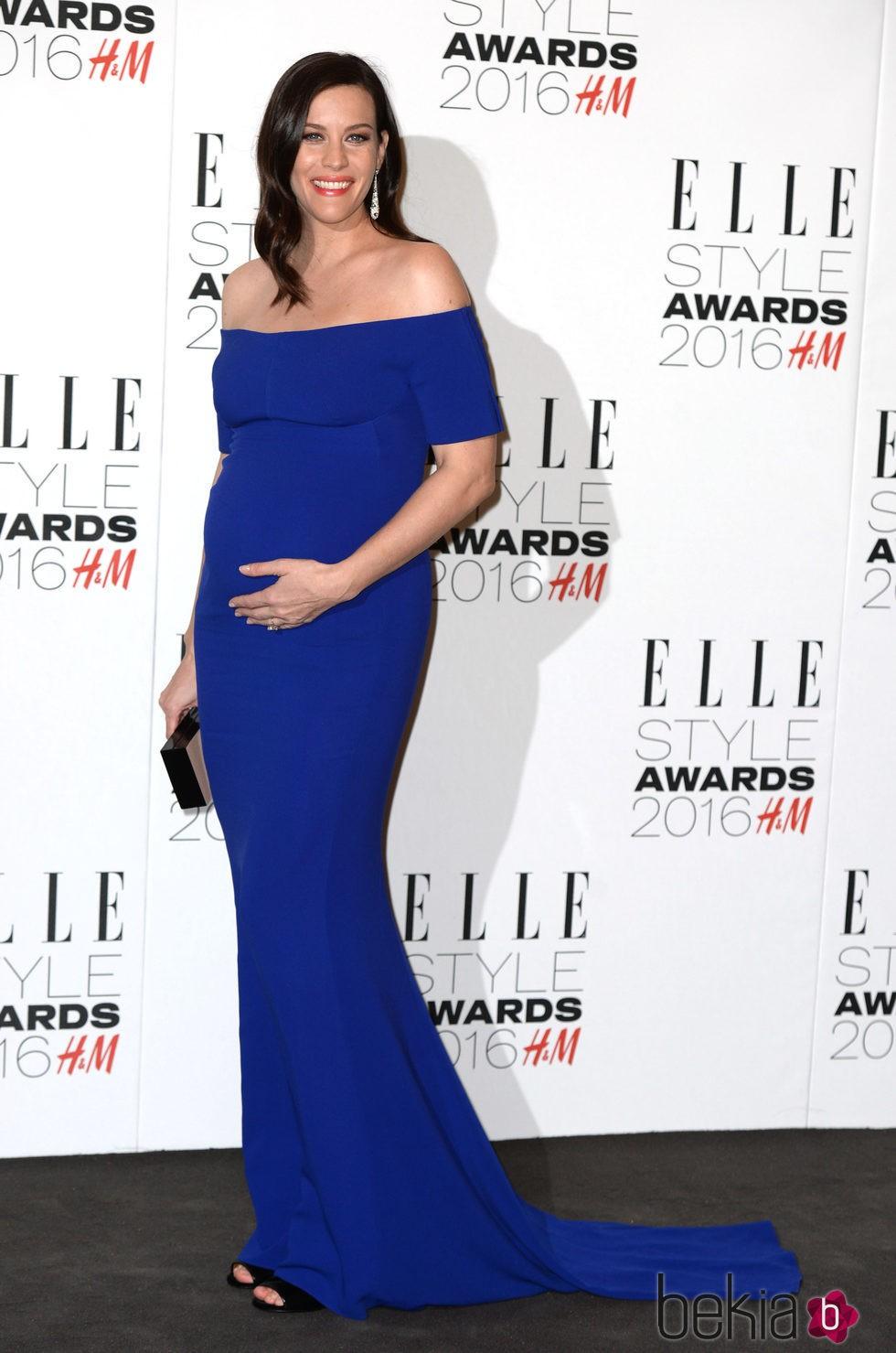 Liv Tyler en los Premios Elle Style 2016