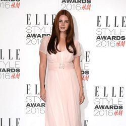 Lana del Rey en los Premios Elle Style 2016