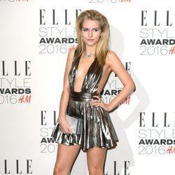 Charlotte 'Lottie' Moss en los Premios Elle Style 2016