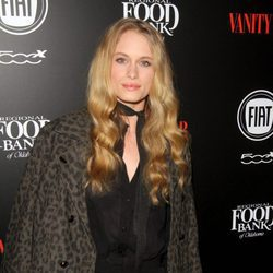 Leven Rambin en una fiesta organizada por Vanity Fair en Hollywood