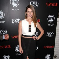 Ashley Greene en una fiesta organizada por Vanity Fair en Hollywood