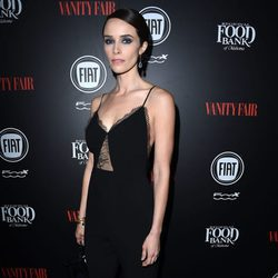 Abigail Spencer en una fiesta organizada por Vanity Fair en Hollywood