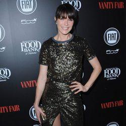 Katie Aselton en una fiesta organizada por Vanity Fair en Hollywood