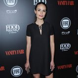 Jordana Brewster en una fiesta organizada por Vanity Fair en Hollywood