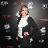 Krista Smith en una fiesta organizada por Vanity Fair en Hollywood