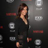 Lati Grobma en una fiesta organizada por Vanity Fair en Hollywood