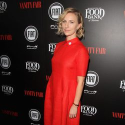 Mickey Summer en una fiesta organizada por Vanity Fair en Hollywood