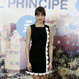 Hiba Abouk en la presentación del final de 'El Príncipe'