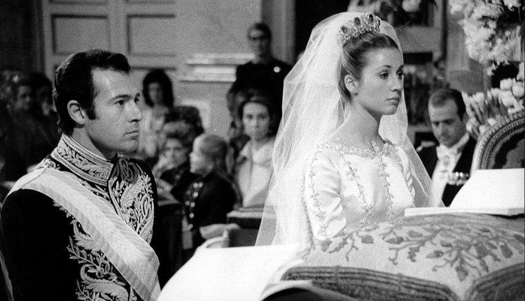 Carmen Martínez-Bordiú se casa con Alfonso de Borbón