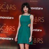 Úrsula Corberó en la fiesta de los Oscar 2016 en Madrid