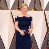 Patricia Arquette en la alfombra roja de los Premios Oscar 2016