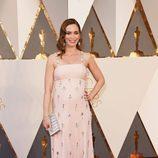 Emily Blunt en la alfombra roja de los Premios Oscar 2016