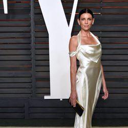 Liberty Ross en la fiesta Vanity Fair tras los Oscar 2016
