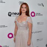 Lana del Rey en la fiesta de Elton John tras los Oscar 2016