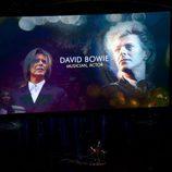 Tributo a David Bowie en los Premios Oscar 2016