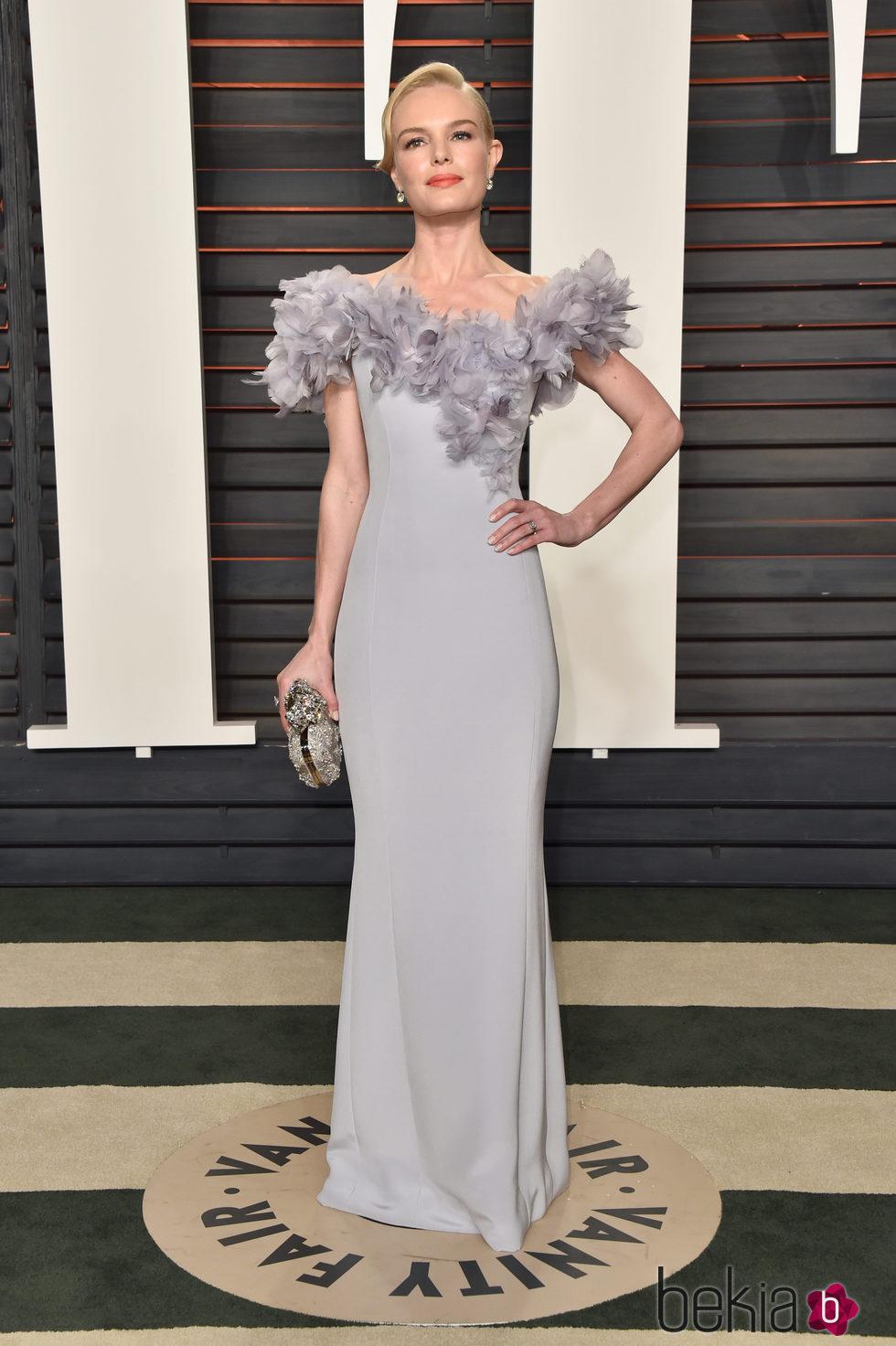Kate Bosworth en la fiesta Vanity Fair tras los Oscar 2016