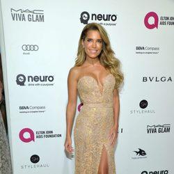 Sylvie Meis en la fiesta de Elton John tras los Oscar 2016