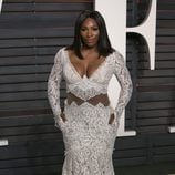 Serena Williams en la fiesta de Vanity Fair tras los Oscar 2016