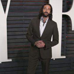 Adrien Brody en la fiesta de Vanity Fair tras los Oscar 2016