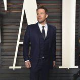 Ben Affleck en la fiesta de Vanity Fair tras los Oscar 2016