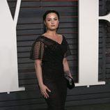 Demi Lovato en la fiesta de Vanity Fair tras los Oscar 2016