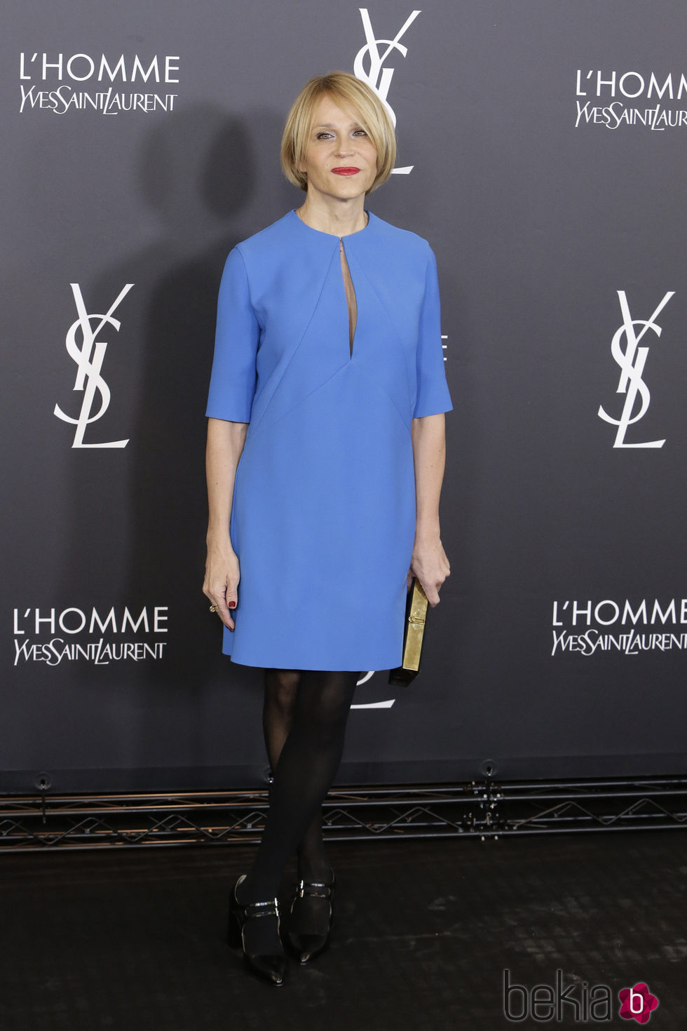 Antonia San Juan en el aniversario del perfume 'L'Homme' de Yves Saint Laurent en Madrid