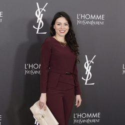Ana Arias en el aniversario del perfume 'L'Homme' de Yves Saint Laurent en Madrid