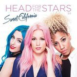Portada del disco 'Head For The Stars 2.0' de Sweet California