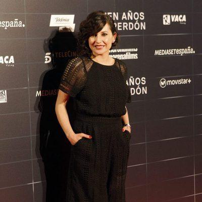 Marian Álvarez en el estreno de la película 'Cien años de perdón'