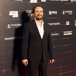 Luis Callejo en el estreno de la película 'Cien años de perdón'