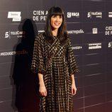 Alba Lago en el estreno de la película 'Cien años de perdón'