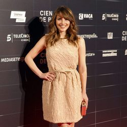 Andrea Duro en el estreno de la película 'Cien años de perdón'