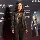 Nadia de Santiago en el estreno de la película 'Cien años de perdón'