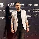 Canco Rodríguez en el estreno de la película 'Cien años de perdón'