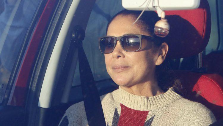 Isabel Pantoja consigue la libertad condicional