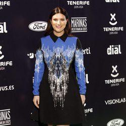 Laura Pausini en los Premios Cadena Dial 2015